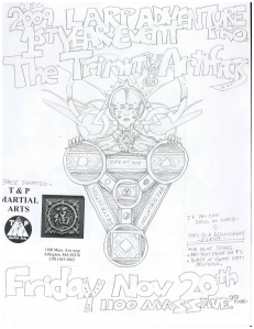 Trinity Artifact Poster
