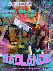 Faros Badlands 2014