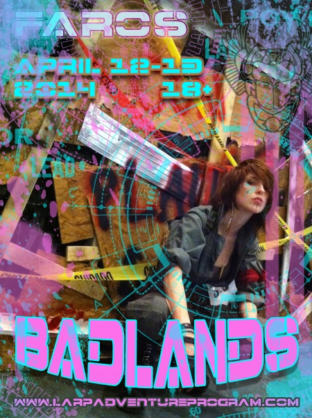 Faros Badlands 2014